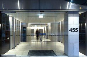 Foyer at 455 Bourke Street, Melbourne